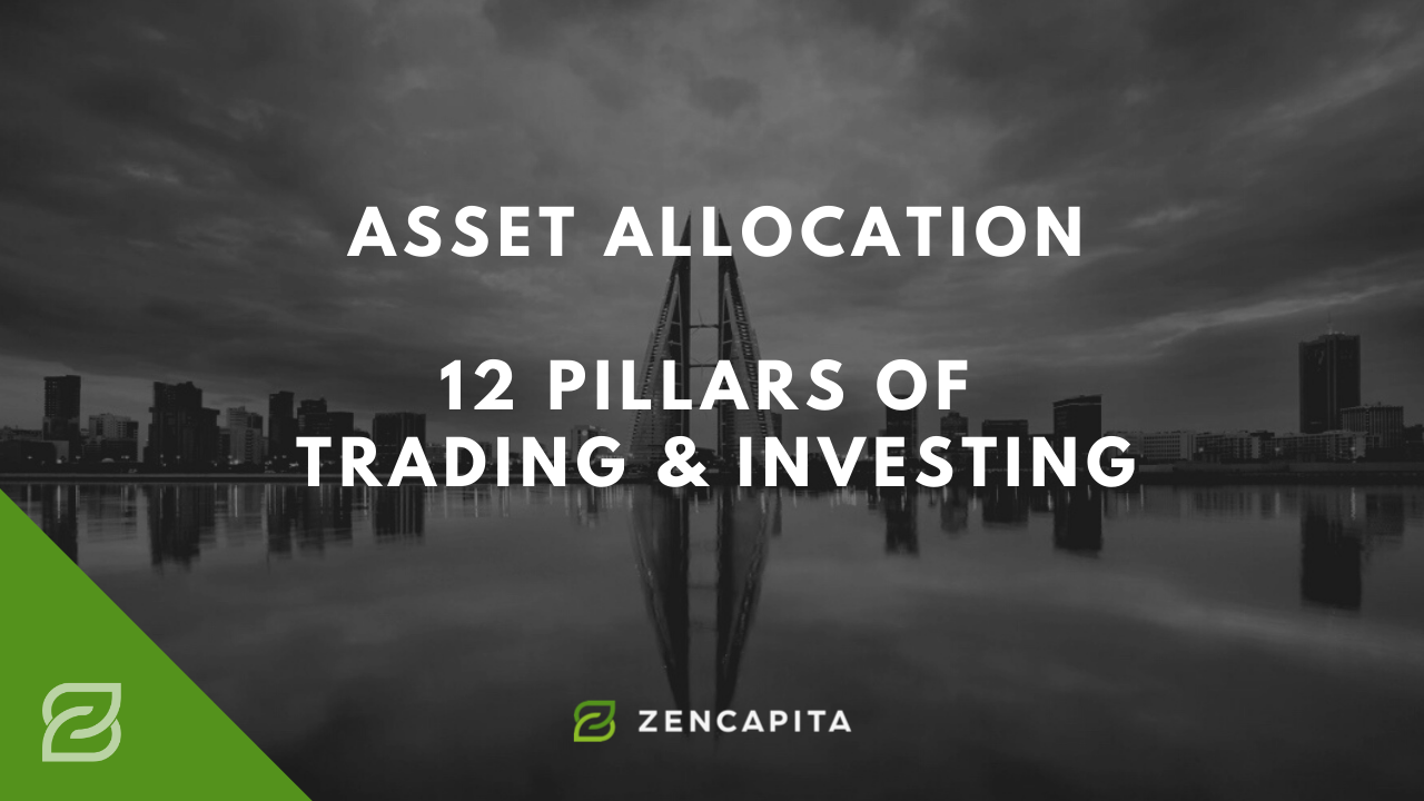 Lesson 8 - Asset Allocation / 12 Pillars of Trading & Investing